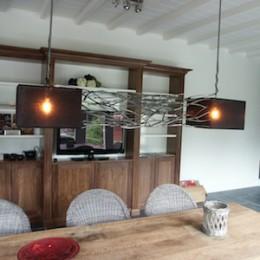 hanglamp 2 kappen