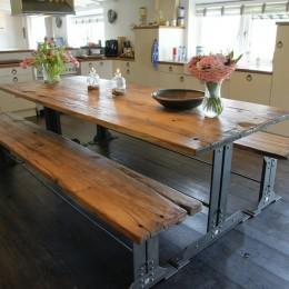 kasteeltafel keuken