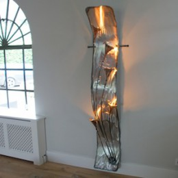 stoere wandlamp