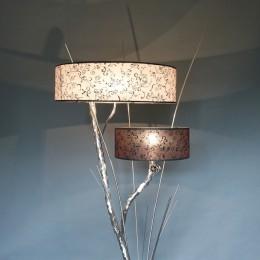 speciale staande lamp met kap