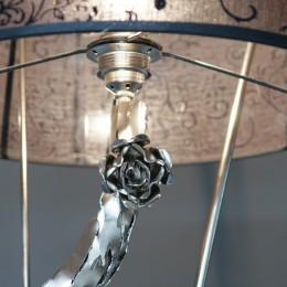 staande lamp roos