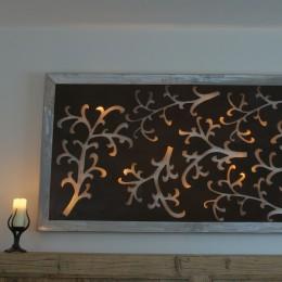 schilderij licht design