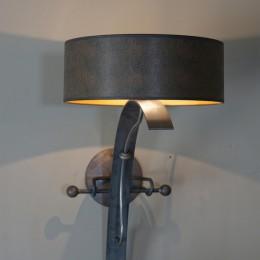 wandlamp middeleeuws fakkel