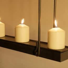 candle bar hanglamp