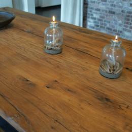 tafelblad oude eiken