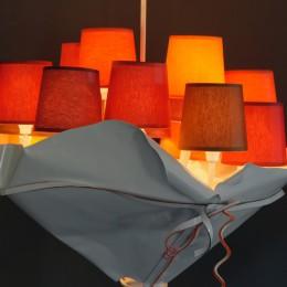kleur lampenkap