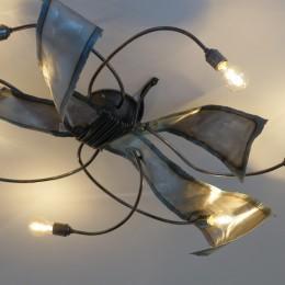plafondlamp smeedijzer