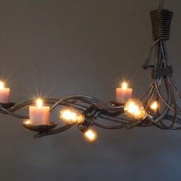 kaarsen lampen