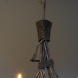 stoere hanglamp haak